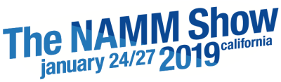The NAMM Show logo
